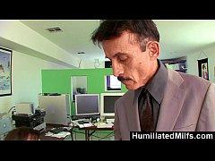HumiliatedMilfs - Jennifer White Bent Over The ...