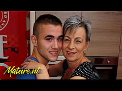 Horny Stepson Always Knows How to Make His Step Mom Happy!