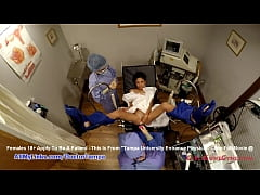 Sandra Chappelle's Gyno Exam By Doctor Tampa & ...