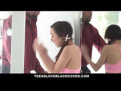 TeensLoveBlackCocks - Small-frame latina (Mila ...