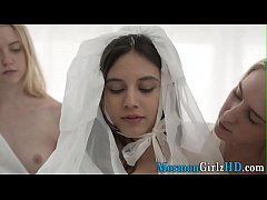 Teen missionary tonguing
