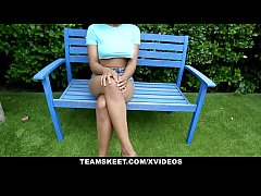 TeamSkeet - Beautiful Black Girl (Jenna Foxx) G...