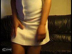 (dutch) Privé webcam filmpje van Amber 2