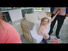 Tiny Step Daughter Angel Smalls And Her Tiny MI...