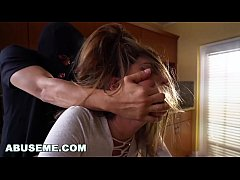 ABUSEME - Breaking and entering into Nicole Rey...