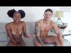 18yo Black Tight Pussy Teen FUCKED by Hot Jock