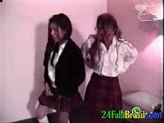 Lesbianismo adolescente parte 2
