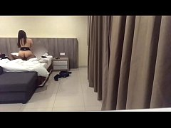 Placed hidden cam to record this cheating tinde...