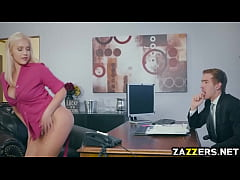 Kylie Page bouncing her pussy on top of Danny D...
