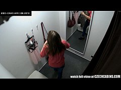 Beutiful Teens Public Voyeur in Shopping Mall Comp