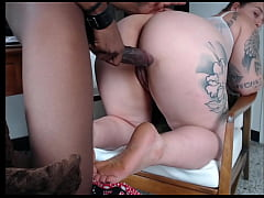 "PAWG Fucked By 11"" Black Cock"