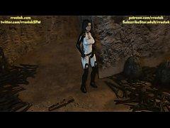Samus Aran on a Strange Alien Planet Chapter 2,...
