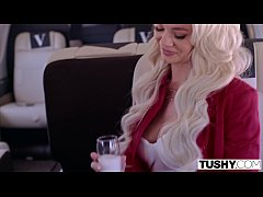 TUSHY Famous Influencer Elsa lives out her anal...