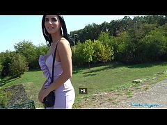 Public Agent Hot busty Romanian beauty fucked t...