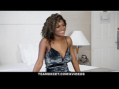 TeenyBlack - Hot Ebony Teen Lola Chanel Gets Ra...