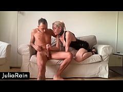 Blonde Blowjob Big Dick Best Friend Husband and...