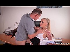Milf Legend Kayla Green teams up with Aletta Oc...