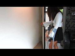 The car accident - short cast leg movie