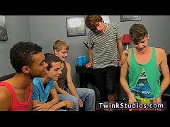 Naked teen porn movies first time Kyler Moss in...