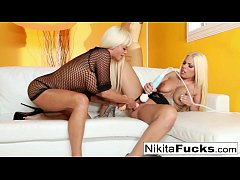 thumb nikita and brit  ney fuck each other ther other ther