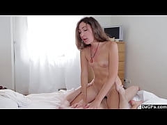 Dagfs – Horny Teen Seduces Her Willing Stepbrother