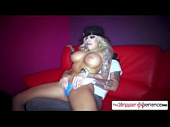 The Stripper Experience - Vyxen Steel gets her ...