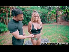 Brazzers - Big Wet Butts -  Big Booty Recruit s...