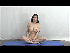 anri okita nude yoga