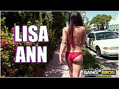BANGBROS - Lisa Ann Is The Answer, Bang Bus Is ...