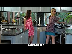 BADMILFS - Learning How to Fuck From Mommy (Sar...