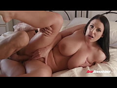 Big Tits Angela White Suck and Fuck Compilation