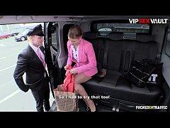 VIP SEX VAULT - #Chrissy Fox - Horny Young Driv...