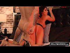 KELLY MADISON Valentina Nappi Takes the Condom Off