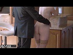 Glamkore - Lovita seduces her stepdad with a st...