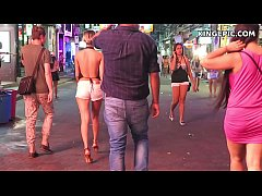 Thailand Sex Tourist Meets Hookers!