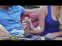 BANGBROS - A Big Black Dick For Tiny Blonde Tee...