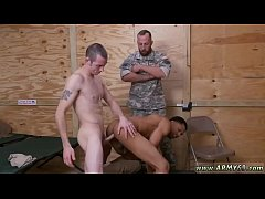 Military male gay porn gif Mail Day