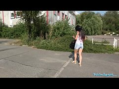 Public Agent Hot Asian chick Akasha Coliun love...