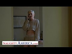 Naughty America - Skye Blue takes a trip to her...