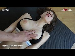 My Dirty Hobby - MaryWet gets rear ended by har...