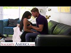 Naughty America - Gia Milana fucks her boss' hu...