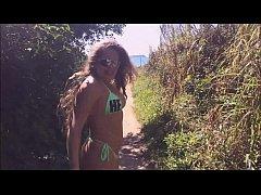 Kellenzinha In Brazilian Beaches - Amateur