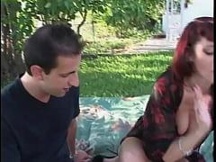 MILTF #7 - Mature stepmom seduce their stepson'...