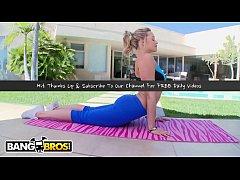 BANGBROS - PAWG Pornstar Mia Malkova Does Yoga ...