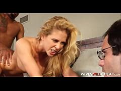 Big Tits & Ass Wife Cherie DeVille Caught Cheat...