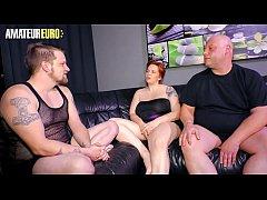 AMATEUR EURO - Hot BBW Mature Wife Indulge In T...