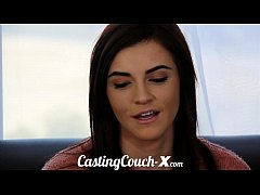 Casting Couch-X Shy girl wants to be get fucked...