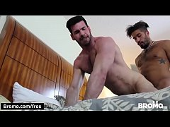 Massage Getaway Scene 1 featuring Billy Santoro...