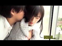 kute korea girl with boy friend full Video at n...