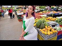 MAMACITAZ - Colombian Amateur Babe Veronica Lea...